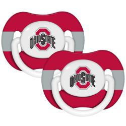 Ohio State Buckeyes Pacifiers (Pack of 2)