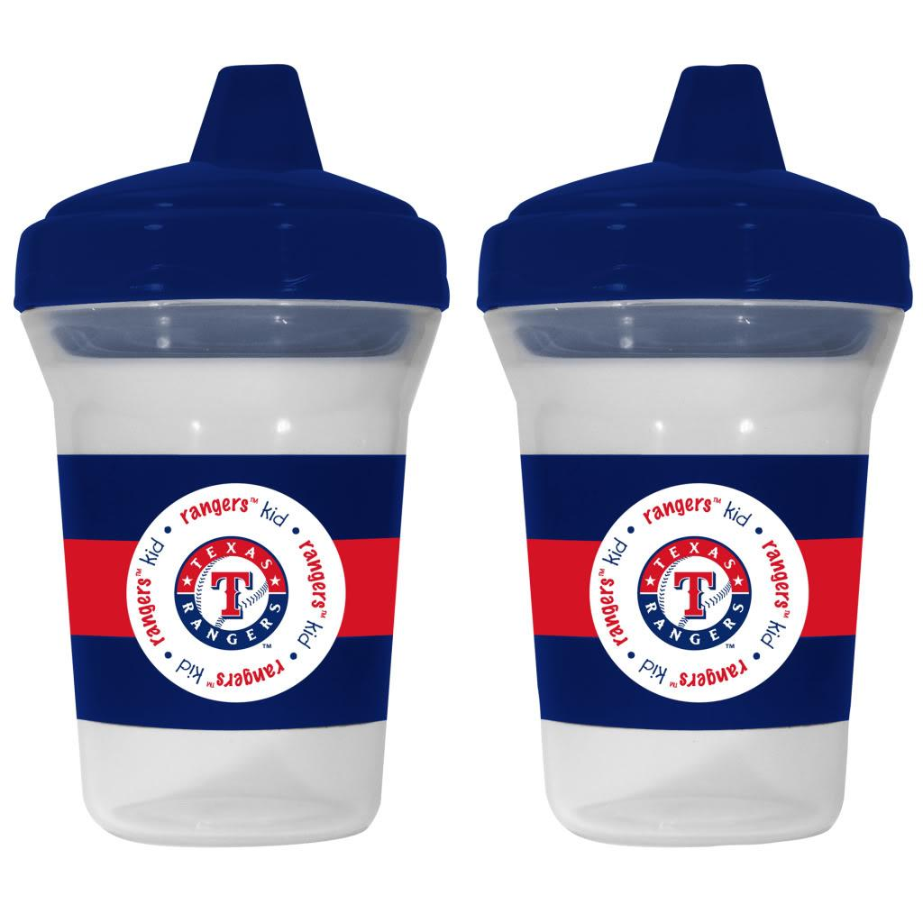 Texas Rangers Sippy Cups (Pack of 2)