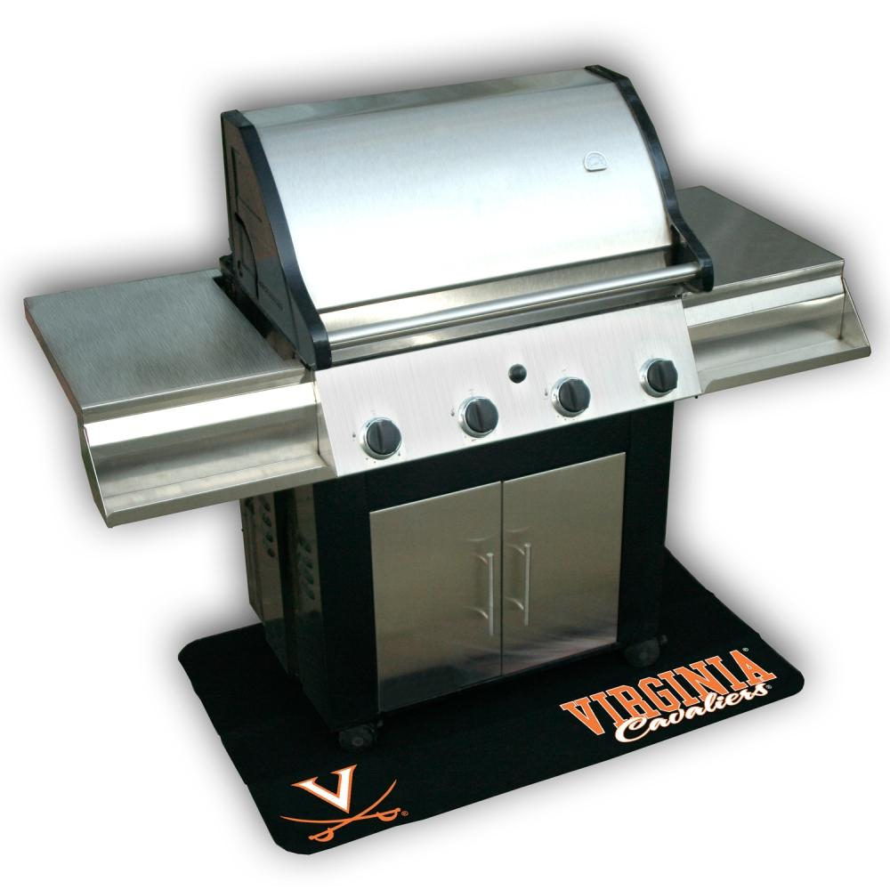 Virginia Cavaliers Vinyl Grill Mat