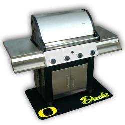 Mr. BBQ NCAA Oregon Ducks Vinyl Grill Mat