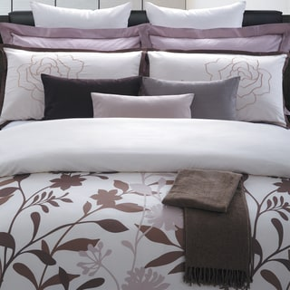 May Blossom Cotton 7-piece Duvet Cover Set