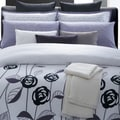 Lavender Rose Cotton 7-piece Duvet Set