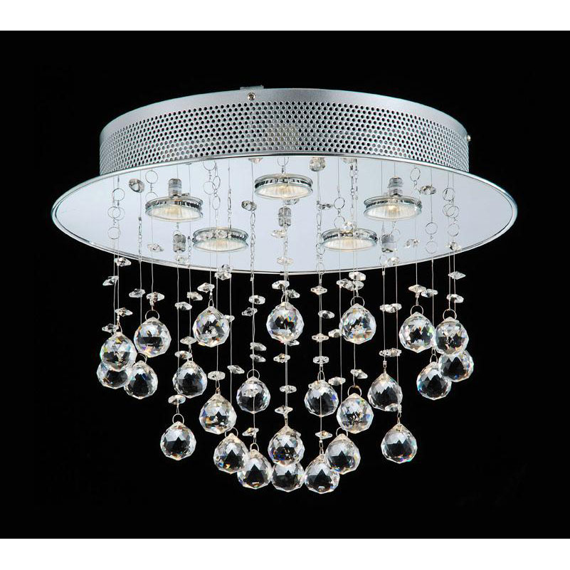 and white 5 light crystal chandelier ceiling fixture iron ebay