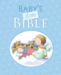 Baby's Little Bible: Blue Edition (Hardcover)