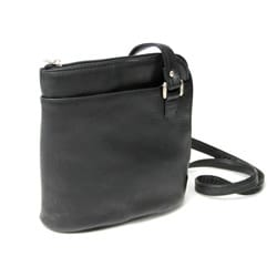 Royce Leather Vaquetta L-zip Shoulder Bag