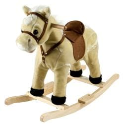 Happy Trails Henry the Rocking Horse