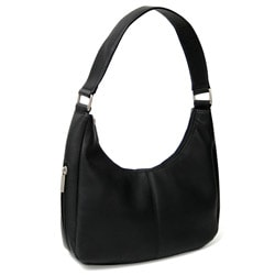 Royce Leather Women's Vaquetta Hobo Bag