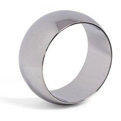 Toscana Collection Sterling Silver Polished Band