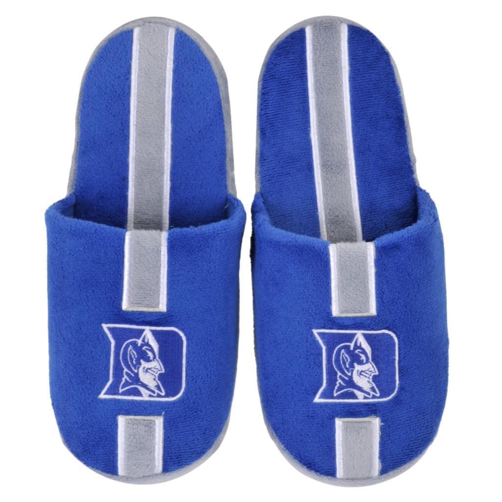 NCAA Duke Blue Devils Big Logo Slippers