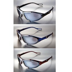 Rooly Men's N2 Focus TR-90 Wrap Sunglasses