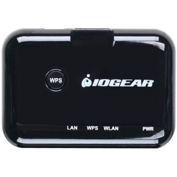Iogear IEEE 802.11n - Wi-Fi Adapter for Desktop Computer/TV/DVR/Gamin
