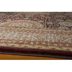 Preston Brown Tabriz Rug (3'11 x 5'7)