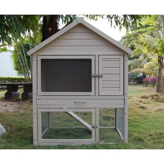 Barrington Townhouse Rabbit Hutch