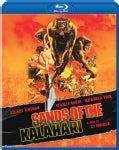 Sands of the Kalahari (Blu-ray Disc)