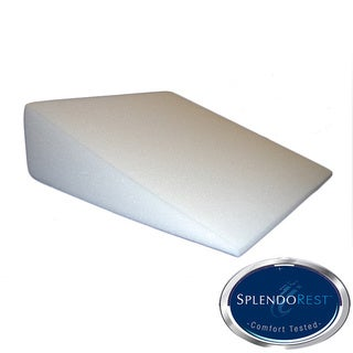 SplendoRest Foam Bed Wedge Pillow