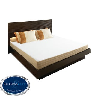 SplendoRest Avena 8-inch Twin-size Memory Foam Mattress-in-a-Box