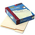 Smead MANILA ONE-PLY TOP TAB LETTER FILE FOLDERS