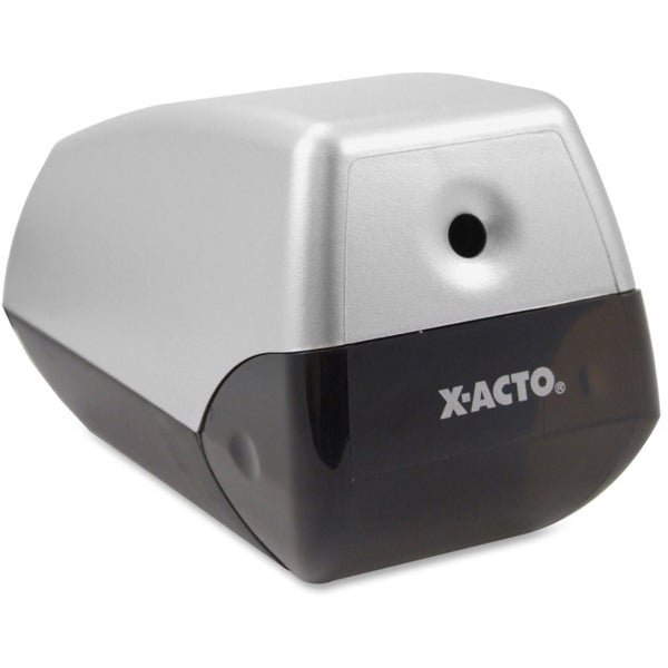 Grey X-ACTO Model Desktop Electric Pencil Sharpener-