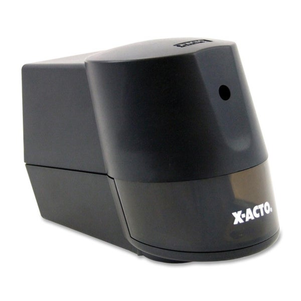 Black X-ACTO Model 2000 Home and Office Desktop Electric