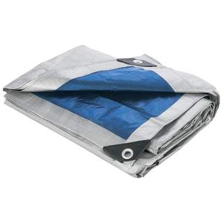 Maxam 20-Foot x 30-Foot All-Purpose Blue Tarp