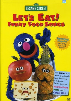 Let's Eat! Funny Food Songs (DVD)