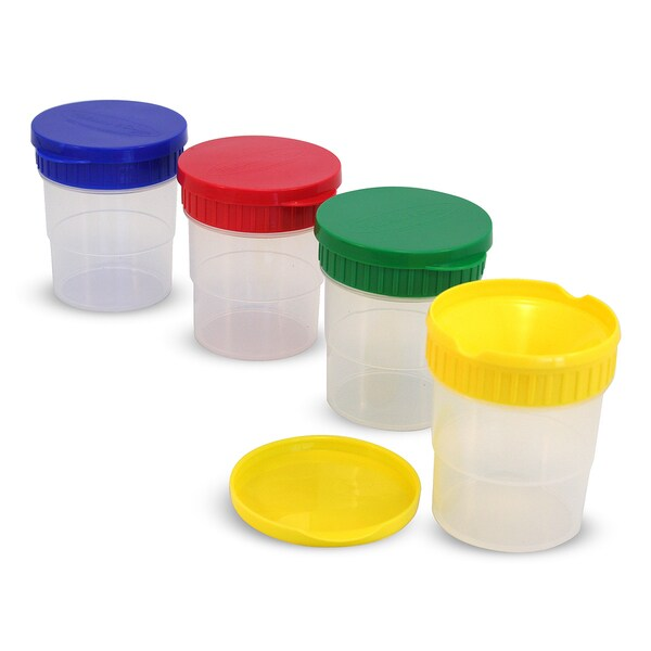 Mellisa n Doug Spill-Proof Paint Cups 7997238
