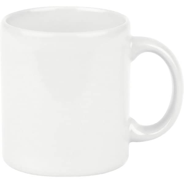 Waechtersbach Fun Factory White Mugs (Set of 4) 7998276