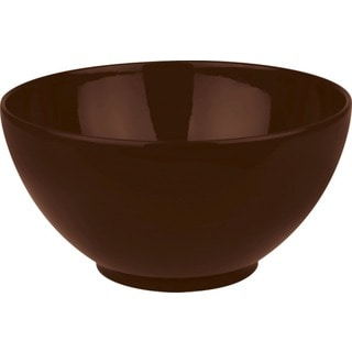 Waechtersbach Fun Factory Chocolate Small Dipping Bowls (Set of 4)