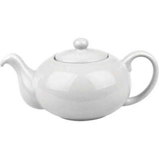 Waechtersbach White Tea Pot with Lid