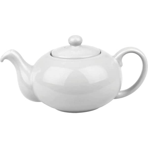 Waechtersbach White Tea Pot with Lid
