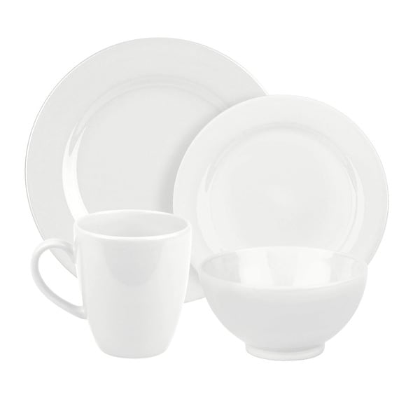Waechtersbach Fun Factory White 4-piece Place Setting 7998287