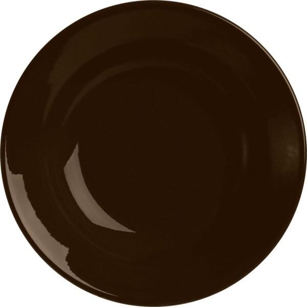 Waechtersbach Fun Factory Chocolate Soup Plates (Pack of 4)