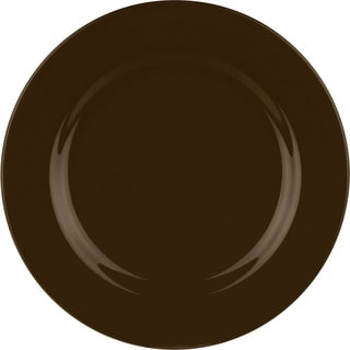 Waechtersbach Fun Factory Chocolate Dinner Plates (Pack of 4)