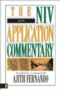 Acts: The Niv Application Commentary (Hardcover)