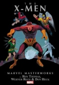 Marvel Masterworks: the X-men 4 (Paperback)