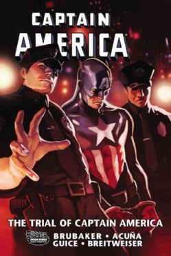 Captain America: The Trial of Captain America (Paperback)