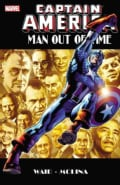 Captain America: Man Out of Time (Paperback)