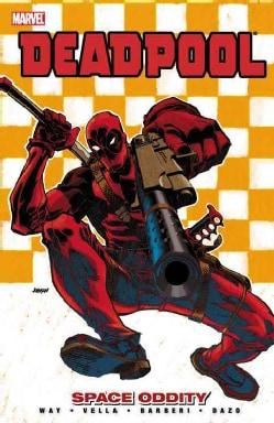 Deadpool 7: Space Oddity (Paperback)