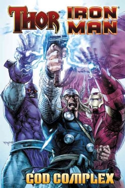 Thor / Iron Man: God Complex (Paperback)