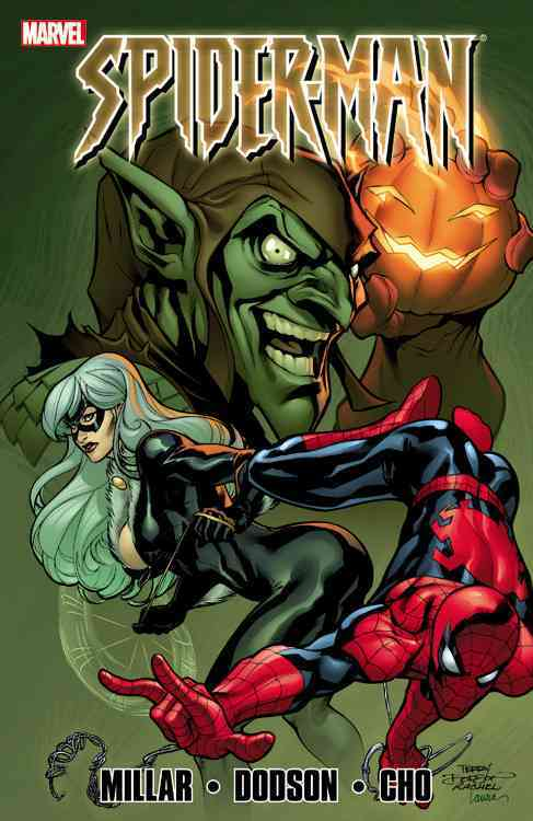 Spider-man Ultimate Collection: By Mark Millar (Paperback)