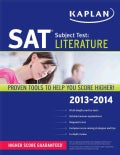 Kaplan SAT Subject Test: Literature 2013-2014 (Paperback)
