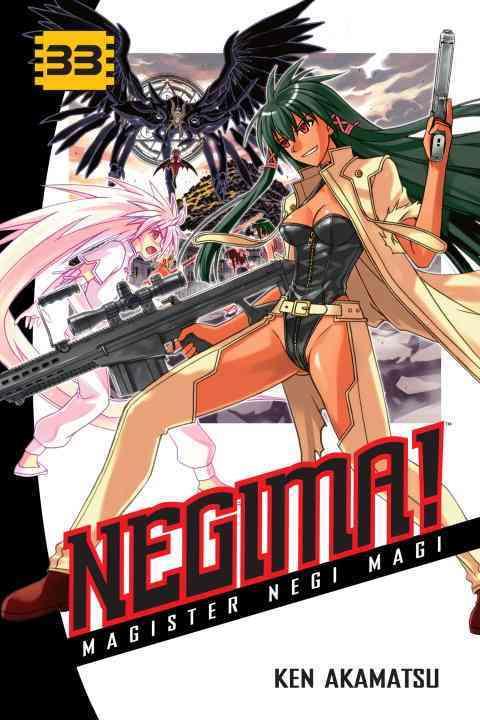 Negima! 33: Magister Negi Magi (Paperback)