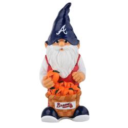 Atlanta Braves 11-inch Thematic Garden Gnome