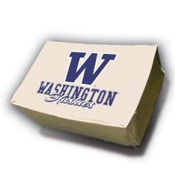 NCAA Washington Huskies Rectangle Patio Set Table Cover