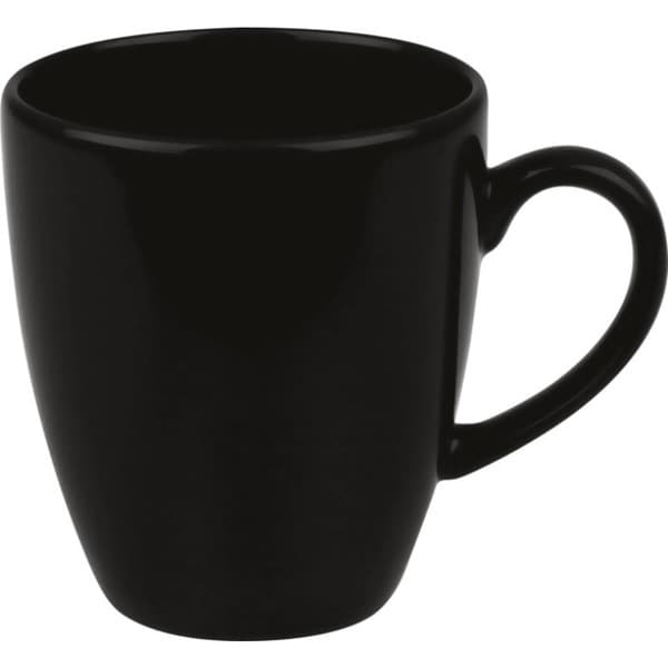Waechtersbach Fun Factory Black Jumbo Cafelatte Cups (Set of 4) 8000926