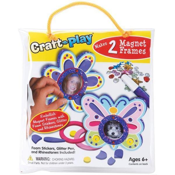 Craft 'n Play Flower and Butterfly Activity Kit
