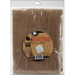 Canvas Corp 30x36-inch Packaged Burlap Fabric