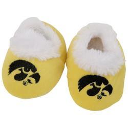 Iowa Hawkeyes Baby Bootie Slippers