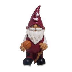 Miami Heat 11-inch Garden Gnome