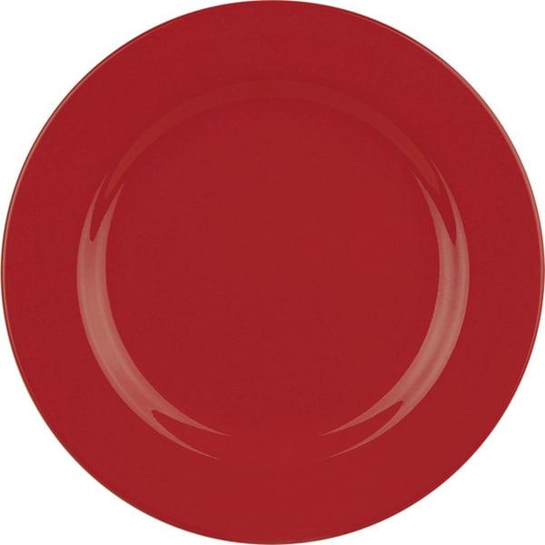 Waechtersbach Fun Factory Red Dinner Plates (Set of 4) 8001968